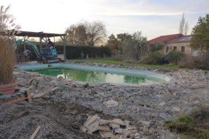 rénovation piscine liner volet fontenilles 31470 haute Garonne midi Pyrénées