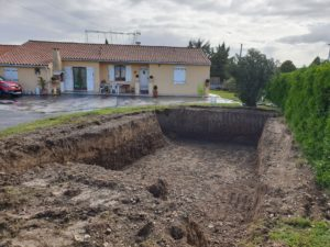 ydrazur Piscines terrassement piscine coque polyester à Portet sur Garonne 31120 Haute Garonne Toulouse