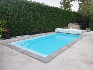 Installation volet piscine coque Tournefeuille 31170 Haute Garonne Toulouse 31