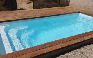 terrasse bois exotique cumaru piscine -10m² Blagnac 31700 31